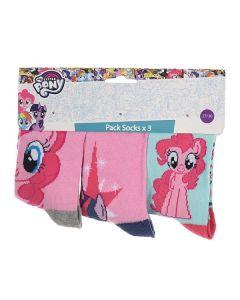 My little pony strømper 3 stk - Star