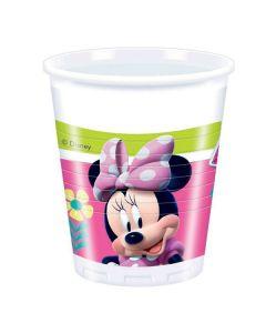 Minnie mouse krus 8 st