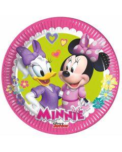 Minnie mouse Tallerken 8 sk
