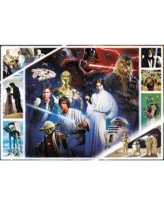 Star Wars puslespil 1000 brikker
