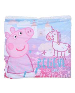 Gurli gris halstørklæde