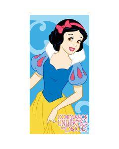 Disney Princesse håndklæde Snehvide