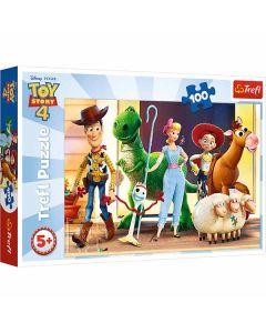 Toy story puslespil 100 brikker