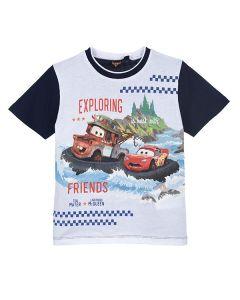 Cars T-shirt - Exploring