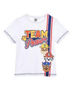 Team Power paw patrol T-shirt
