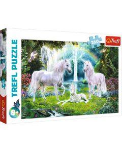 Unicorns puslespil 260 brikker